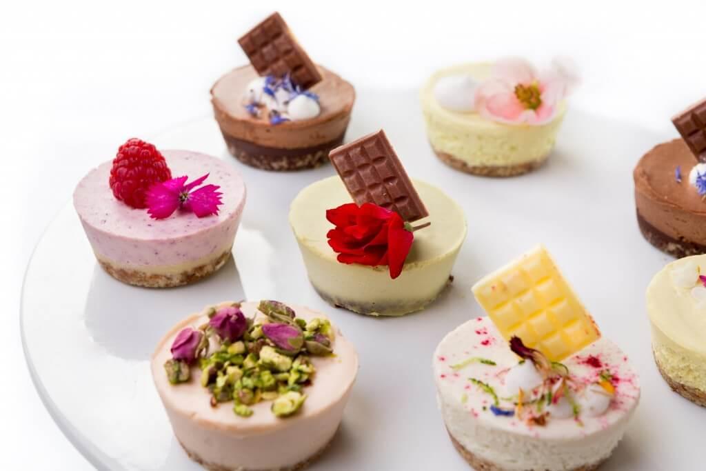SARAW vegan cakes