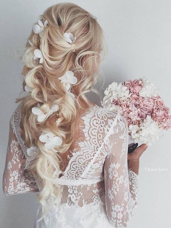 flower-briad
