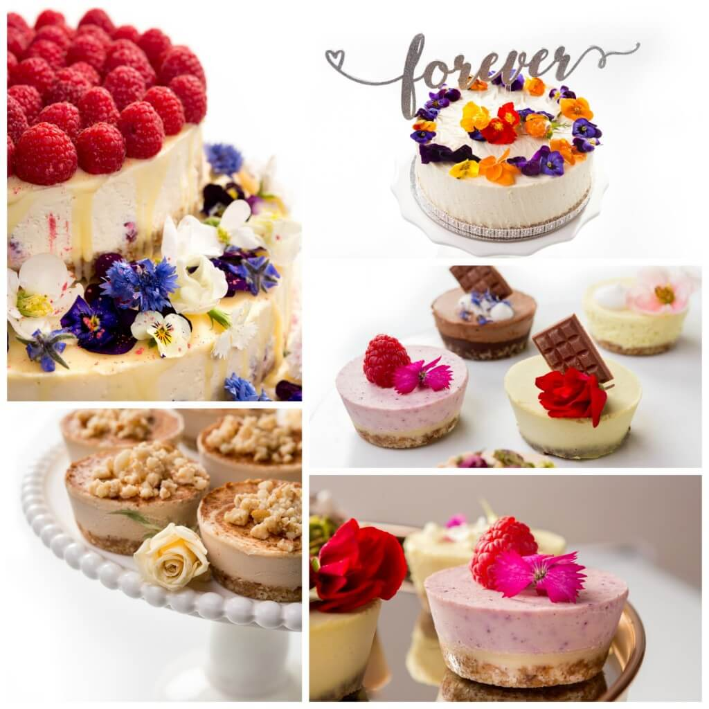 All cakes by SARAW