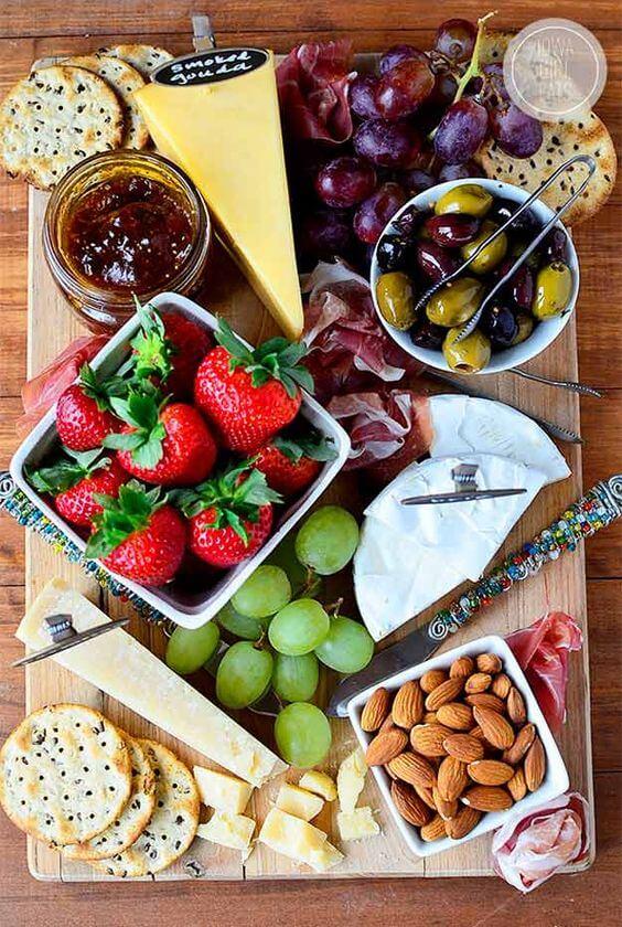 bridal-snack-platter