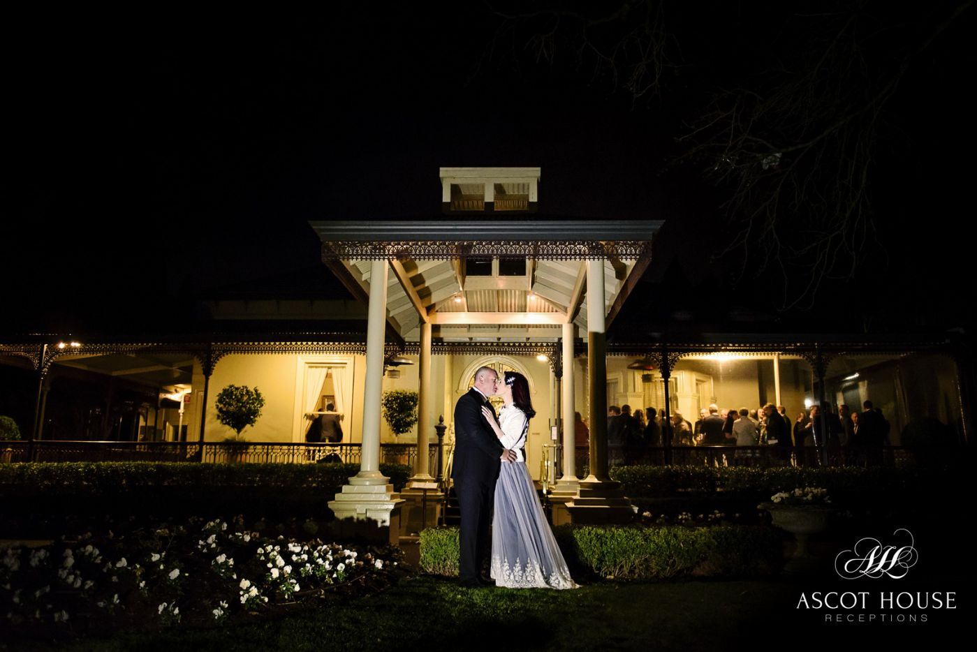 Ascot House Receptions | Melbourne Wedding Reception Venue